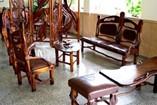 Lobby  del Hotel El Bosque (Holguín), Cuba