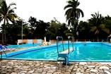 Piscina del Hotel El Bosque (Holguín), Cuba