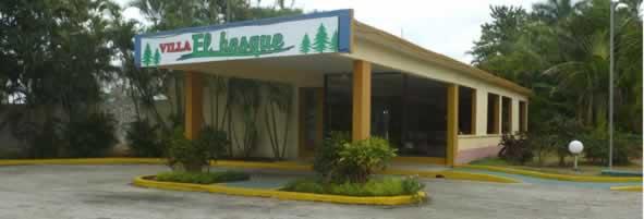 Hotel El Bosque ( Holguin) Facade, Holguin Hotels