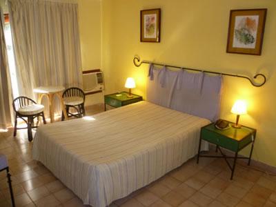 Hotel El Bosque Habitacion