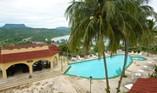 Hotel El Castillo Piscina