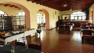 Hotel El Castillo Restaurante
