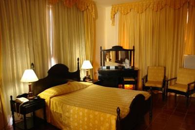 Hotel El Castillo Habitacion