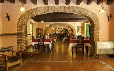Hotel El Conde de Villanueva Restaurant