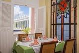 Desayunador del Hotel Encanto Arsenita, Holguín