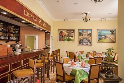 Lobbybar del Hotel Encanto Arsenita ,Holguín