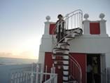 Mirador del  Hotel Encanto Arsenita, Holguín