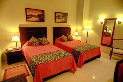Habitación del Hotel Encanto Arsenita ,Holguín