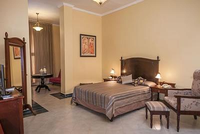 Hotel Encanto Barcelona room, Remedios,Cuba