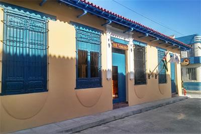 Hotel Encanto Caballeriza Facade,Holguín, Cuba