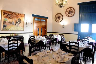 Hotel Encanto Caballeriza  Restaurant , Holguín