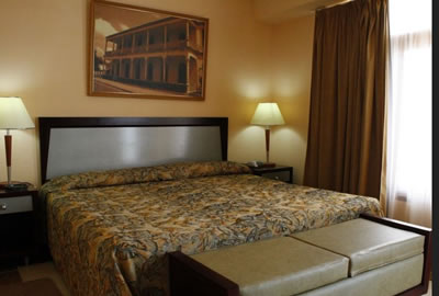 Habitación del Hotel Encanto Cadillac , Las Tunas