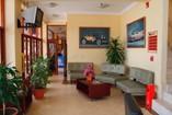 Hotel Encanto Cadillac lobby, Las Tunas, Cuba