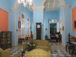 Lobby del hotel Encanto Don Florencio, Cuba