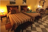 Habitación del hotel Encanto Don Florencio, Cuba