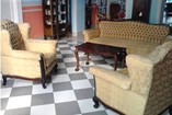 Inside view of hotel Don Florencio