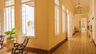 Hotel Encanto El Marqués Pasillos,Camaguey, Cuba