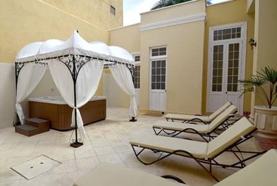 Hotel Encanto El Marqués jacuzzi,Camaguey, Cuba