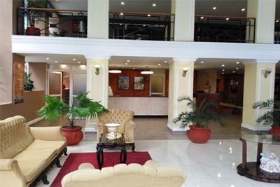 Lobby Hotel Encanto Gran Hotel , Santiago de Cuba