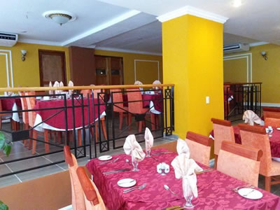 Restaurante Hotel Encanto Gran Hotel ,Stgo de Cuba