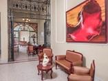 Lobby del Hotel Encanto La Sevillana,Camaguey