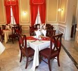 Restaurante  del Hotel Encanto La Sevillana  ,Cuba