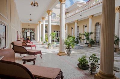 Hotel Encanto La Sevillana view ,Cuba