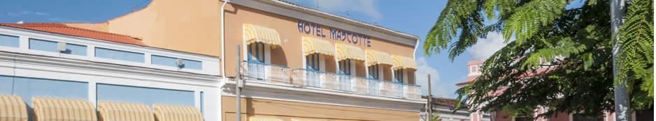 Hotel Encanto Mascotte Facade, Villa Clara, Cuba