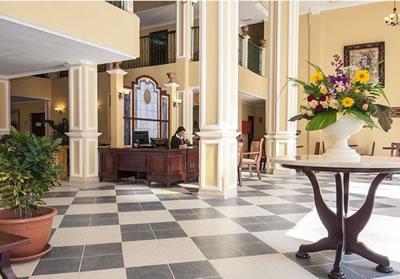 Hotel Ordoño Lobby