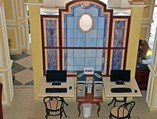 Cybercafe del Hotel Encanto Ordoño, Holguín, Cuba