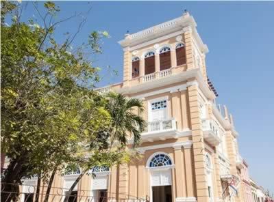 Hotel Encanto Ordoño facade, Holguín, Cuba