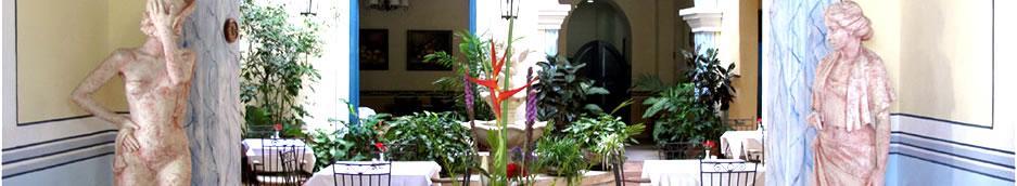 Hotel Encanto Rijo,interior, Sancti Spiritus