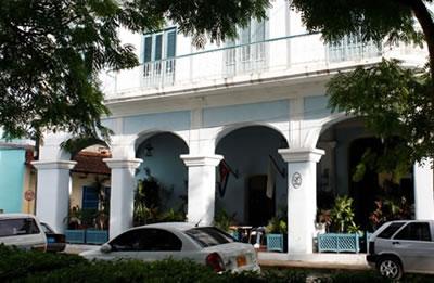 Hotel Encanto Rijo,facade, Sancti Spiritus