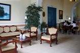 Hotel Encanto Rijo, lobby, Sancti Spiritus, Cuba