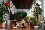 Hotel Encanto Rijo,restaurant, Sancti Spiritus