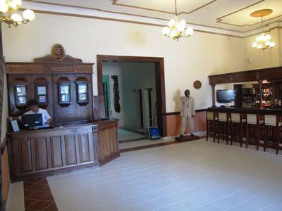 Hotel Encanto Royalton lobby,Granma, Cuba