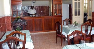 Hotel Encanto San Basilio Restaurante, Cuba