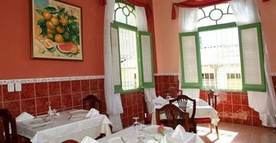 Hotel San Basilio Restaurante