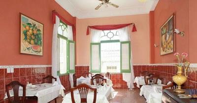 Hotel Encanto  Basilio Restaurante