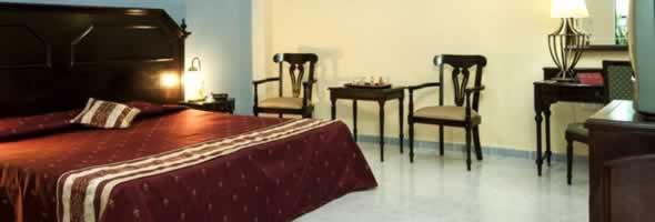 Hotel Encanto San Basilio room, Santiago de Cuba