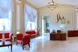 Hotel Encanto Santa María lobby, Camaguey