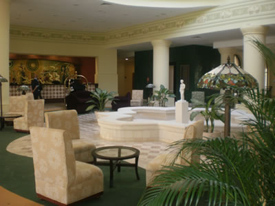 Lobby del Hotel Four Points by Sheraton Havana