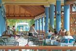 Restaurante del Hotel Starfish Cayo Santa María