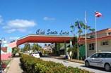 Entrance of Hotel Gran Club Santa Lucía