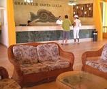 Lobby of Hotel Gran Club Santa Lucía