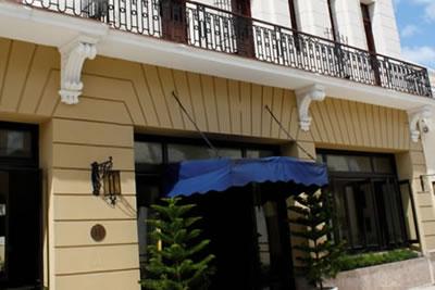 Hotel Gran Hotel Fachada