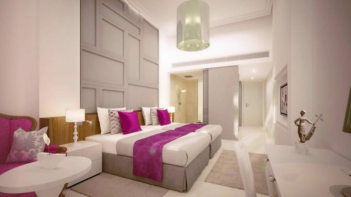 Hotel Gran Manzana Kempinski Habitacion Deluxe