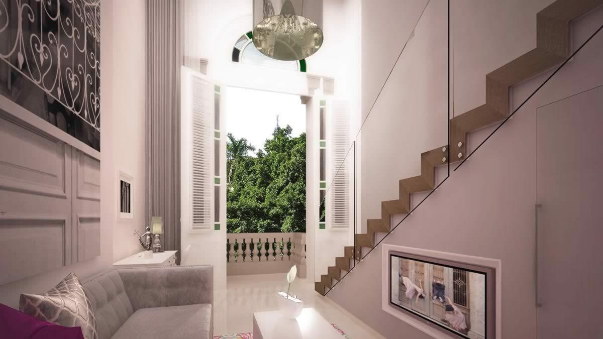 Hotel Gran Manzana Kempinski - Mezzanine Suite