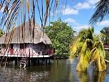 Cabin of hotel Guamá