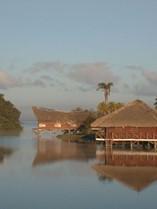 Cabañas del hotel Guamá